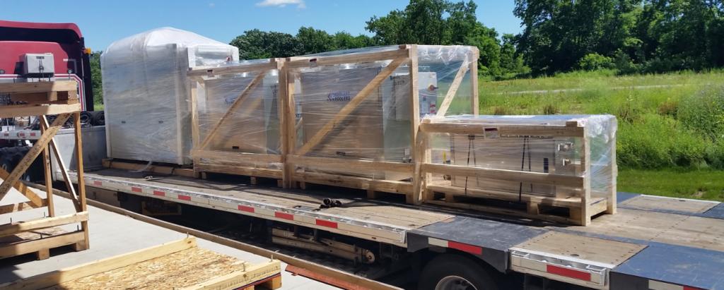 Flatbed Transportation by Safeway Logistics